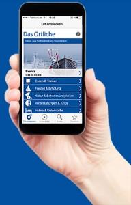 Die kostenlose Ostsee-App für Android Smartphones