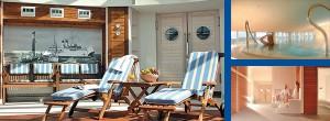 Wellness Urlaub an der Ostsee im Strandhotel Hübner