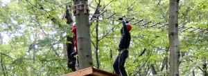 kletterwald ostsee aktivurlaub