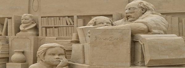Es war einmal... © Sandskulpturen Festival Usedom