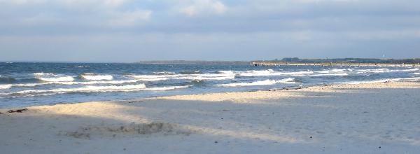 Den Ostseestrand im Sommerurlaub textilfrei genießen!