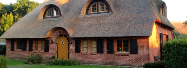 Romantisches Haus Ostsee